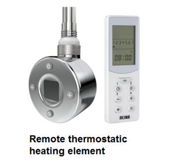 Remote Control Thermostatic Element