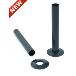 Pipe Sleeve Kit 130mm - Anthracite Finish