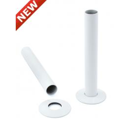 Pipe Sleeve Kit 130mm - White Finish
