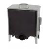 Carron ECO Stove 5kW SE - Ash Grey Enamel