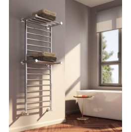 Reina Adena Stainless Steel Towel Rail - 1300H x 532mm