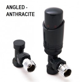 Modal Thermostatic Valve Set - Anthracite