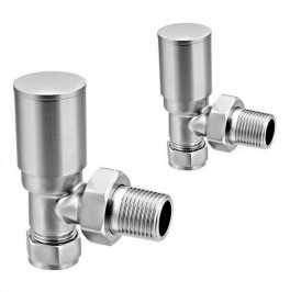 Portland Manual Valve - Brushed Nickel